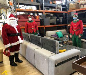 Le Père Noël sera présent chez TROC RICHWILLER le mercredi 16 décembre 2020 de 16h à 18h.🎅 Vous pourrez lui remettre votre lettre au Père Noël et faire une photo avec lui (en respectant les gestes barrières bien entendu). Si vous êtes sages... il vous distribuera peut-être votre premier petit cadeau de Noël ! 🎁